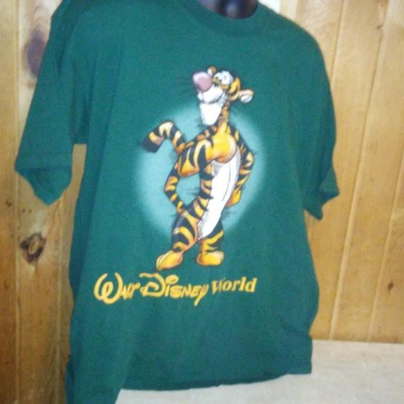 Disney Shirts Men L Winnie The Pooh Tigger T Shirt E17 Poshmark